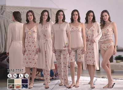 Hm-7757 - loungewear - Flourish Nightwear & Undergarments