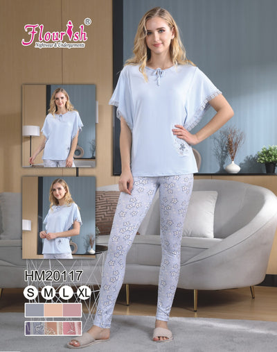 HM-20117 - loungewear - Flourish Nightwear & Undergarments