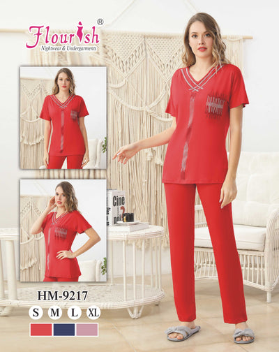 HM-9217 - loungewear - Flourish Nightwear & Undergarments