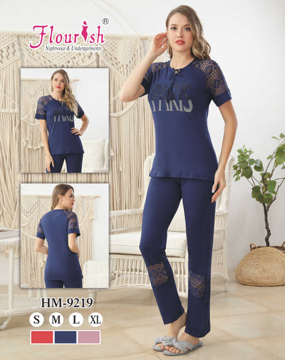 Hm-9219 - Loungewear - Flourish Nightwear & Undergarments