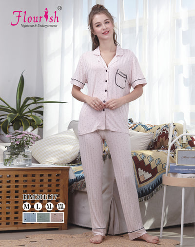 HM-201117 - loungewear - Flourish Nightwear & Undergarments