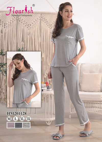 HM-201128 - loungewear - Flourish Nightwear & Undergarments