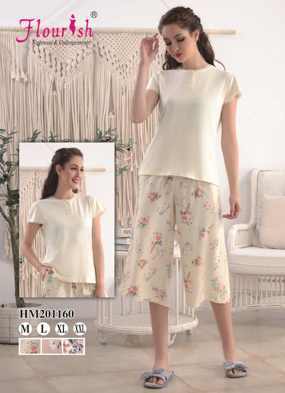 HM-201160 - loungewear - Flourish Nightwear & Undergarments