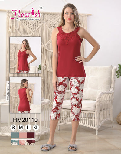 HM-20110 - loungewear - Flourish Nightwear & Undergarments