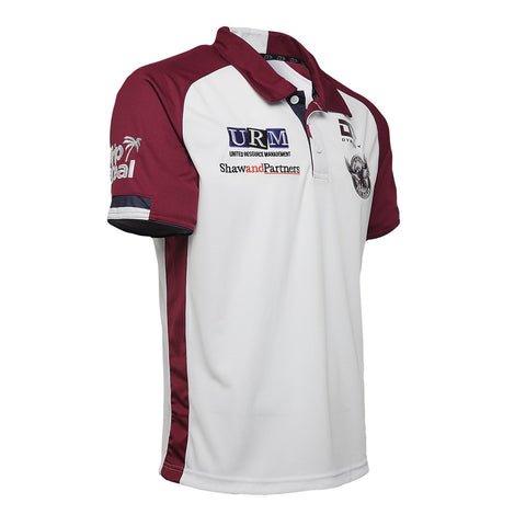 2021 Sea Eagles Mens Alternate Media Polo