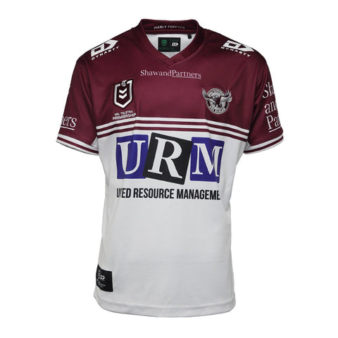2021 Sea Eagles Mens Replica Away Jersey