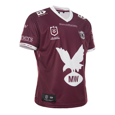 2021 Sea Eagles Mens Replica Heritage Jersey