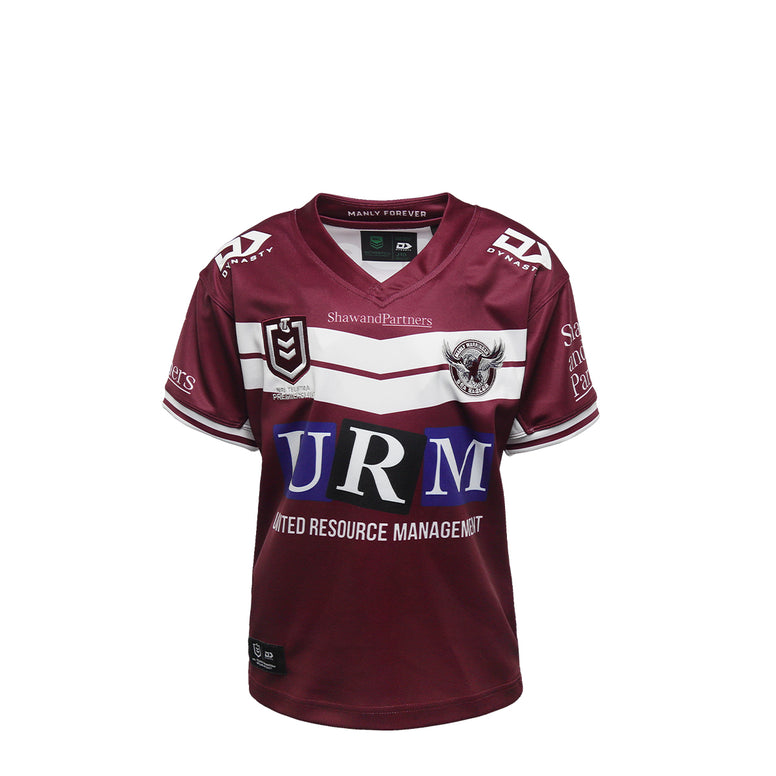 2021 Sea Eagles Junior Replica Home Jersey