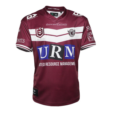 2021 Sea Eagles Mens Replica Home Jersey