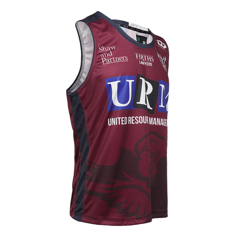 2021 Sea Eagles Training Singlet