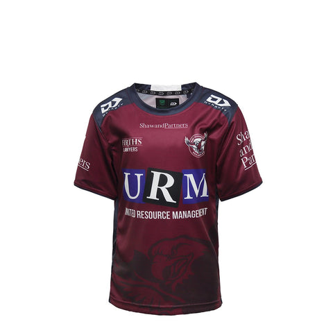 2021 Sea Eagles Junior Training Tee