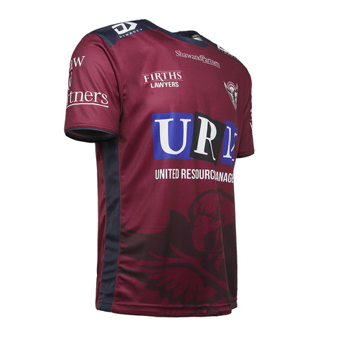 2021 Sea Eagles Mens Training Tee