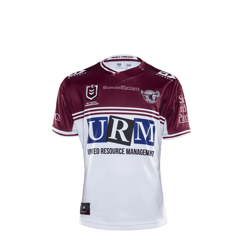 2020 Sea Eagles Junior Replica Away Jersey