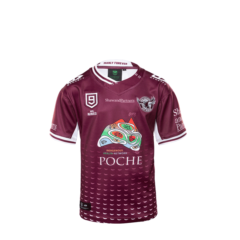 2020 Sea Eagles Junior Replica Nines Jersey
