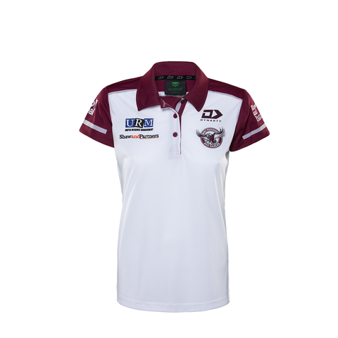 2020 Sea Eagles Ladies Media Polo Alternate