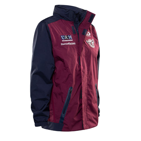 2020 Sea Eagles Ladies Wet Weather Jacket