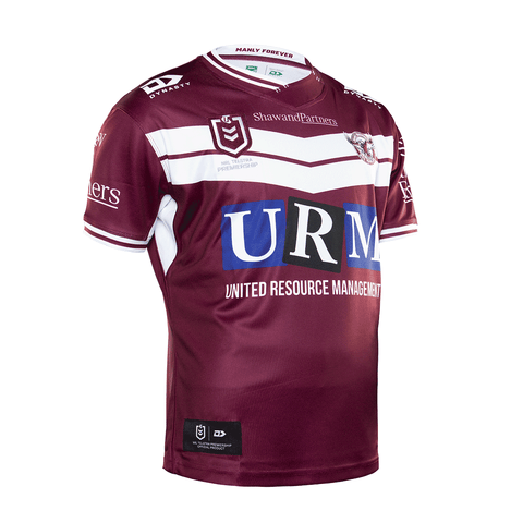 2020 Sea Eagles Mens Replica Home Jersey