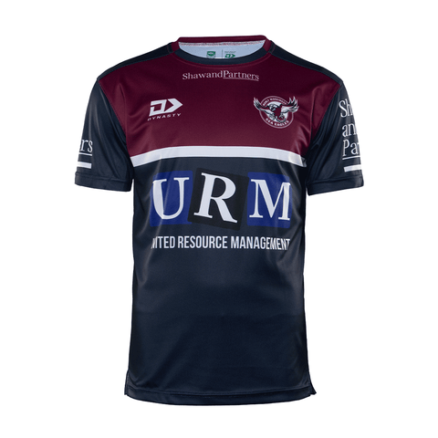 2020 Sea Eagles Mens Alternate Training Tee