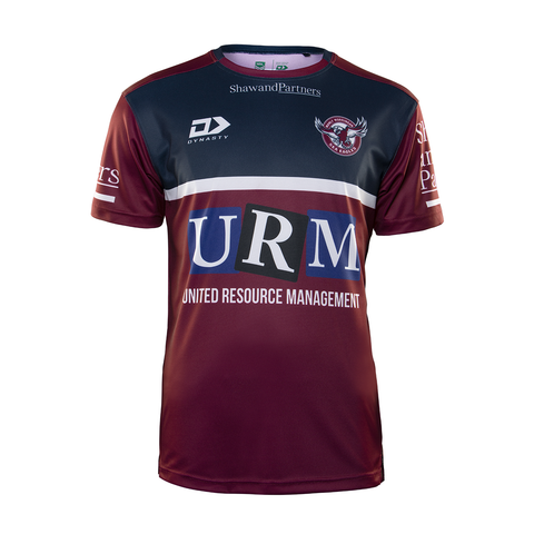 2020 Sea Eagles Mens Training Tee