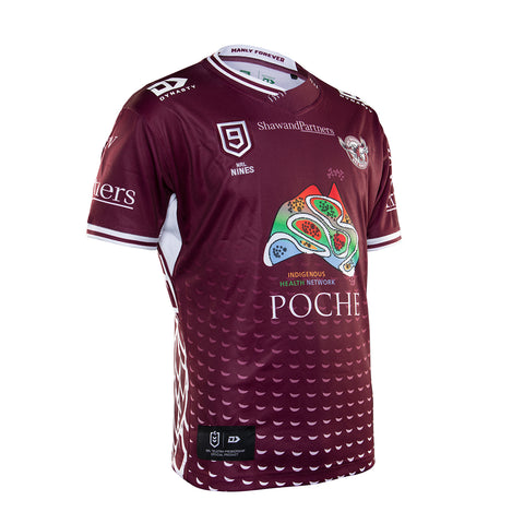 2020 Sea Eagles Mens Replica Nines Jersey