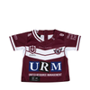 2020 Sea Eagles Toddler Replica Home Jersey