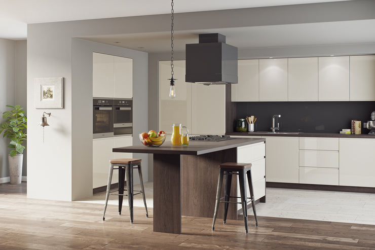 Handleless kitchen in any colour