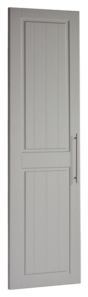 Nova style cupboard door in Little Greene colour