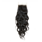 Raw Natural Wavy 4*4 Closure
