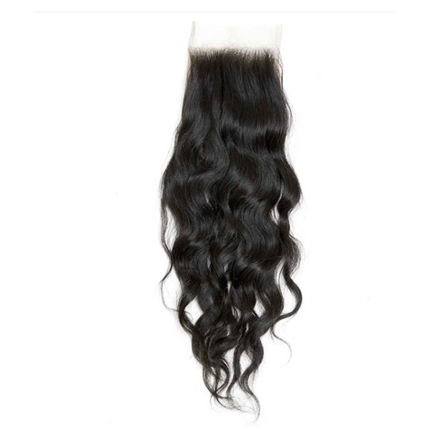 Raw Natural Wavy 5*5 Closure