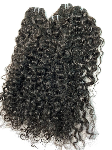 Raw Natural Curly