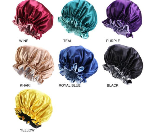 Adult reversible bonnets