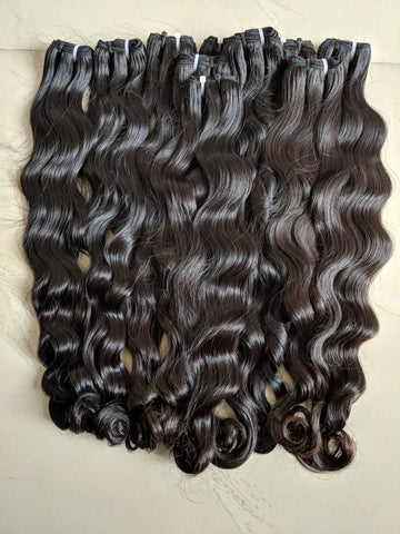 Raw Natural Wavy Bundle deals