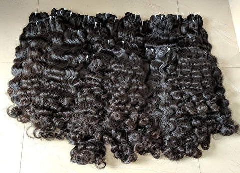 Raw Natural Curly Bundle deals