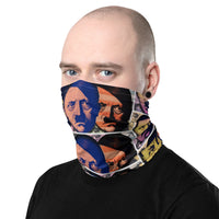 Adolf Hitler Stand Up to Tyranny Face Mask (Muzzle)
