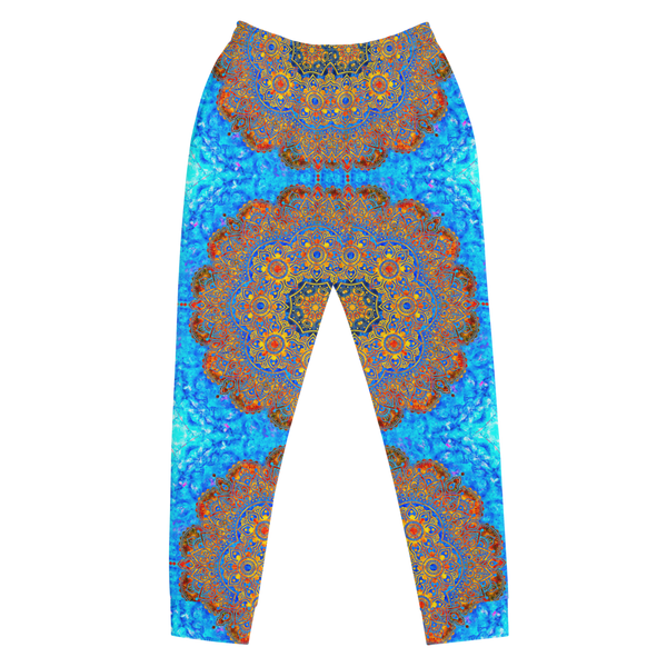 Ice & Fire Women's Mandala Joggers