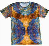 Ice & Fire Mandala V-Neck