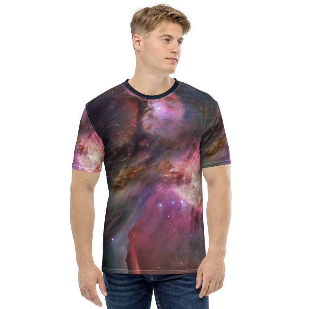 Orion Nebula Crew Neck T-shirt