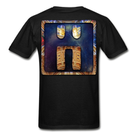 Mayan Solar Seals Archetype BEN T-Shirt - black