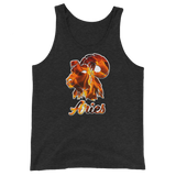 Aries Ram Elemental Fire Sign Zodiac Tank Top
