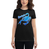 Scorpio Scorpion Elemental Water Sign Fashion Fit T-Shirt