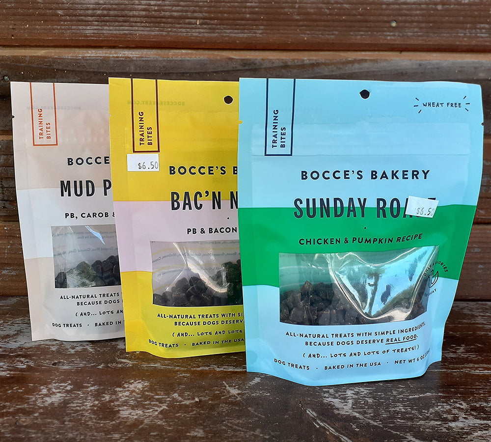 Bocce's Bakery All-Natural Training Bites
