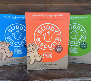 Cloud Star Buddy Biscuits Oven Baked Treats