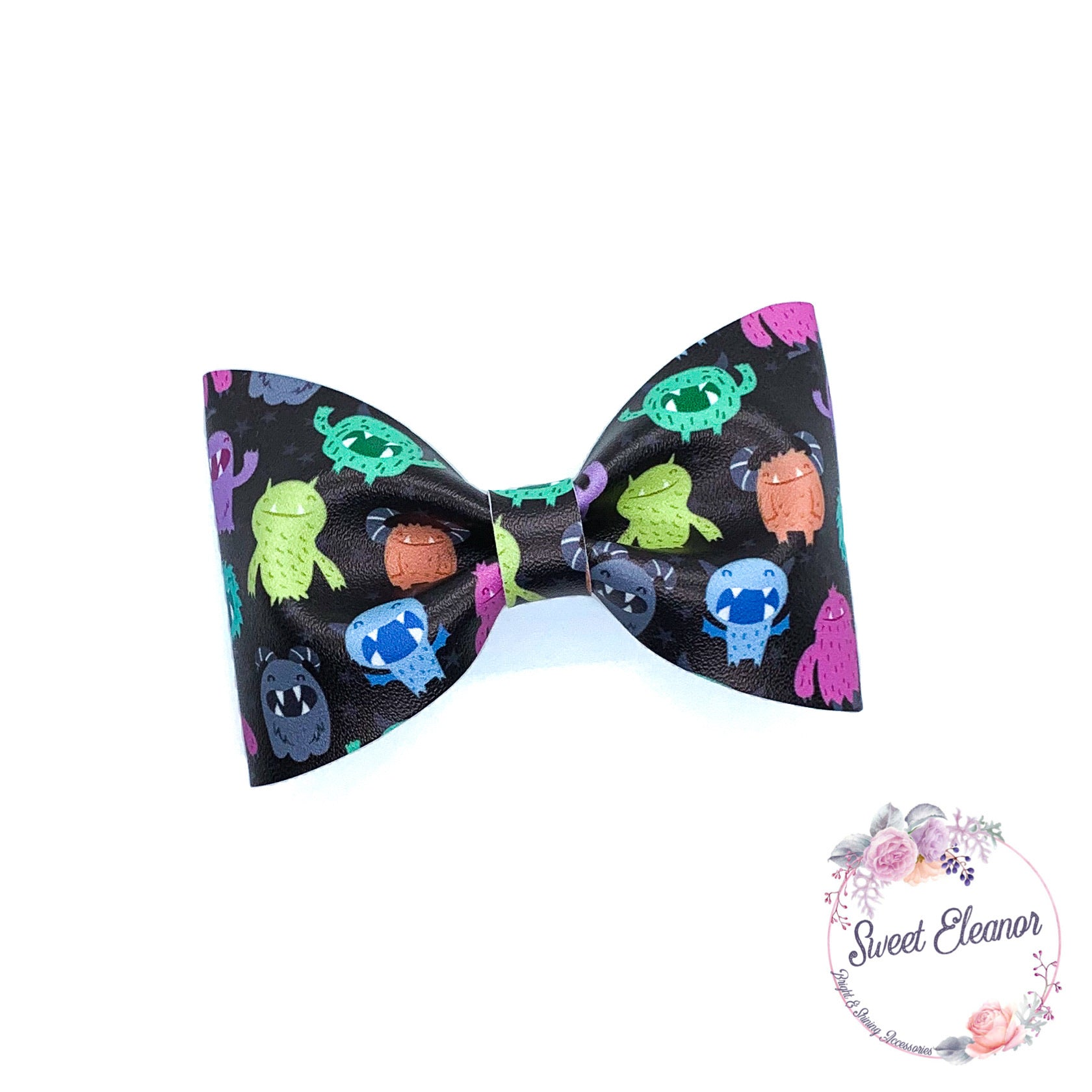 Mommy's Monster Bow Tie