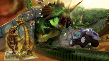 Load image into Gallery viewer, Triceratops Dino Mundi Terrorsaur Challenge Adventure Game