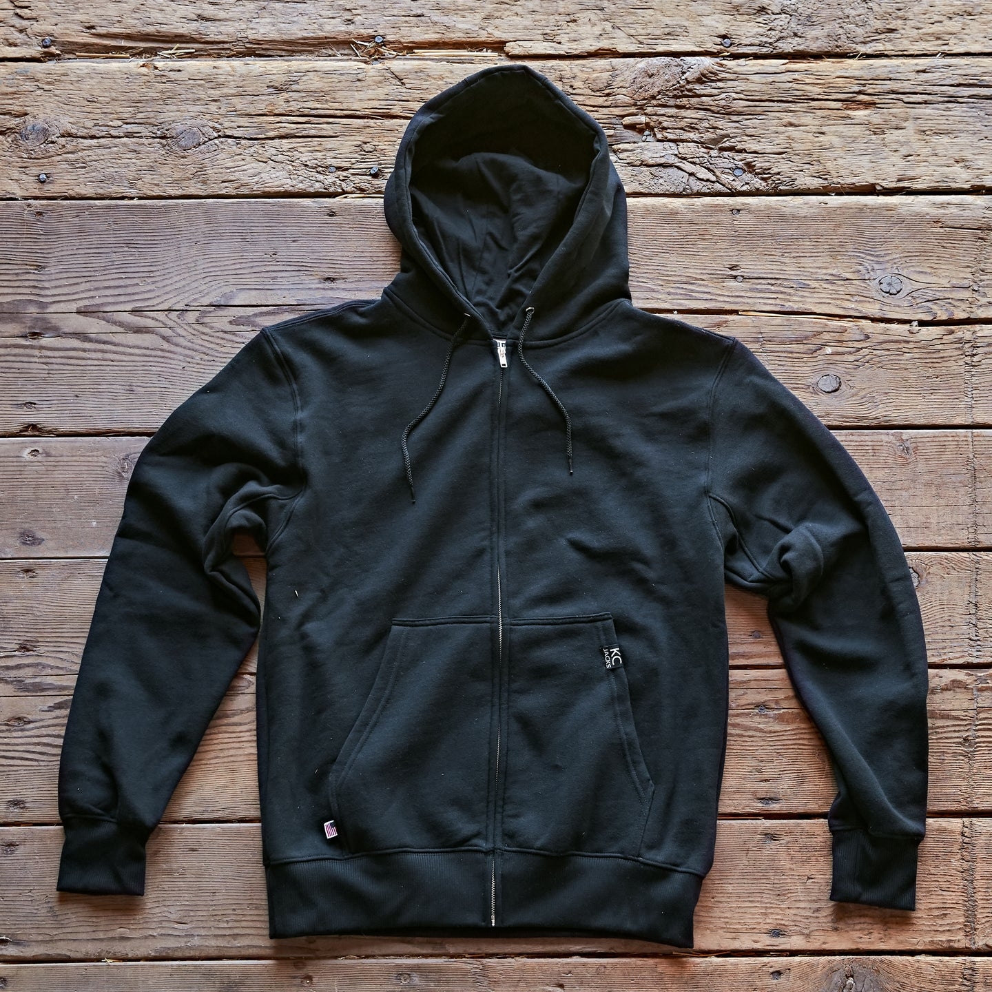 GC11 Full Zip Sweatshirt