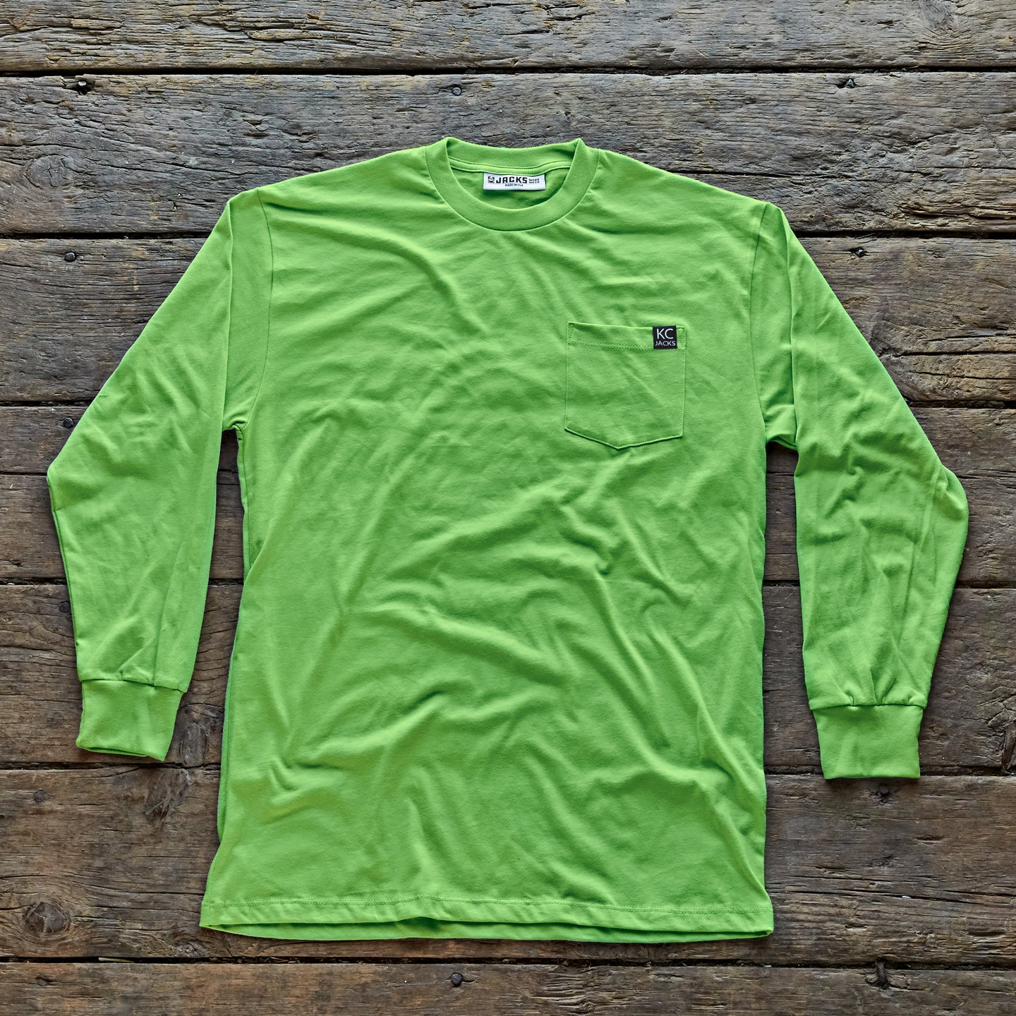 Foundation Long Sleeve T-Shirt