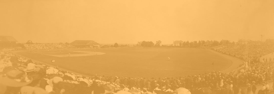 Princeton and Yale baseball game. 1904.