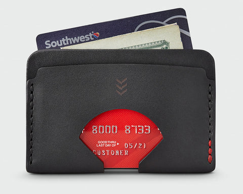 Monarch Wallet - Black