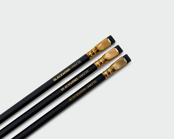 Blackwing Matte Pencil - 12 Pack