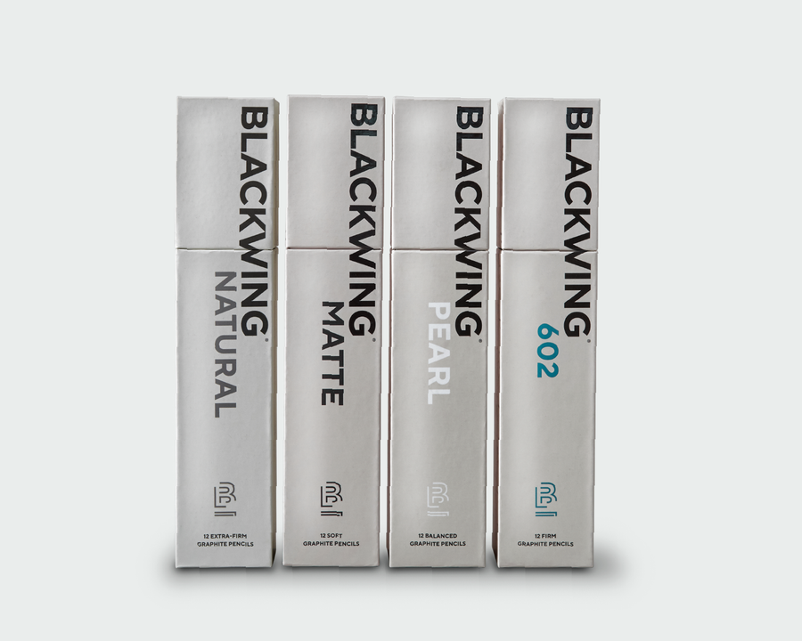Blackwing Natural - 12 Pack